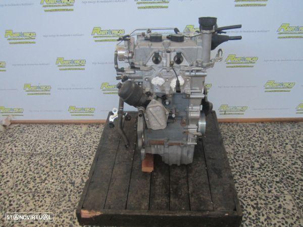 Motor Com Injeção Completa Fiat Panda (312)