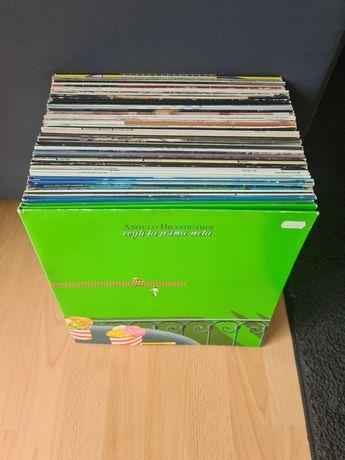 Płyty winylowe, płyty gramofonowe - ZESTAW 63 pozycji