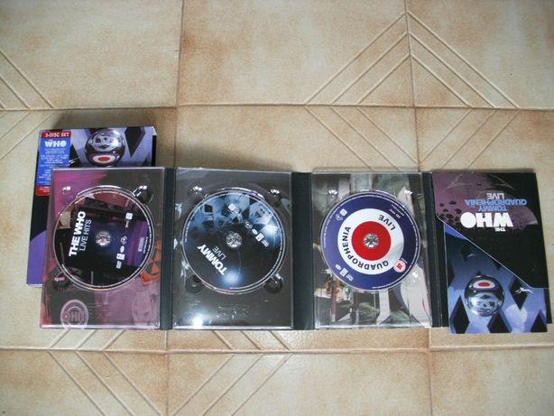 The Who Tommy e Quadrophenia em DVD