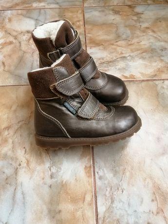 Ботинки Bundgaard  зима зимние кожа