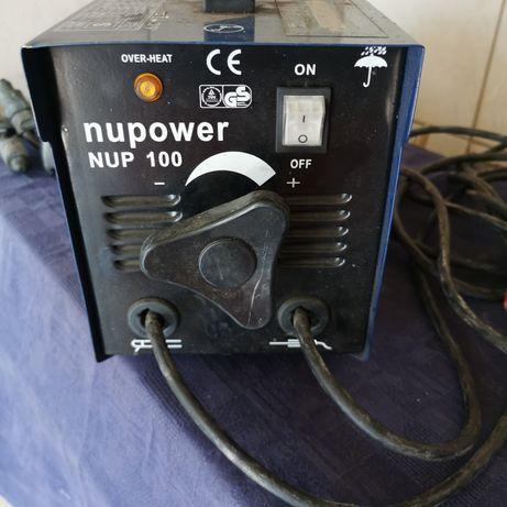 Spawarka elektrodowa