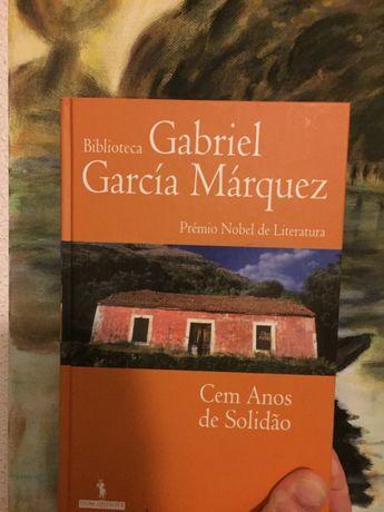 Cem Anos de Solidão» de Gabriel García Márquez