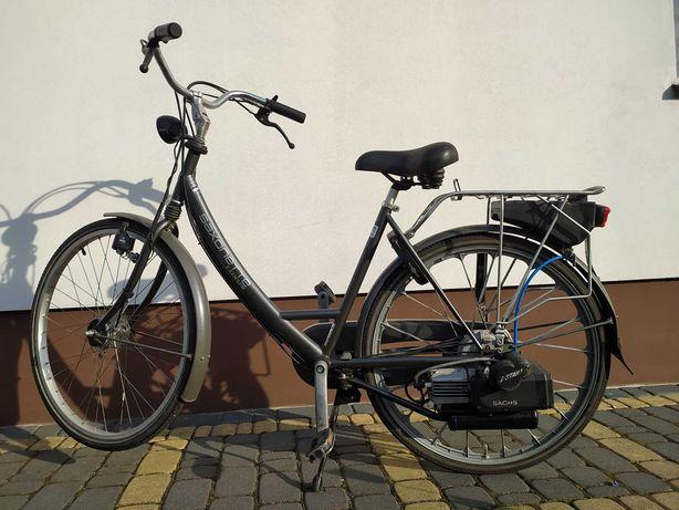 Rower spalinowy Sachs Saxonette Luxus