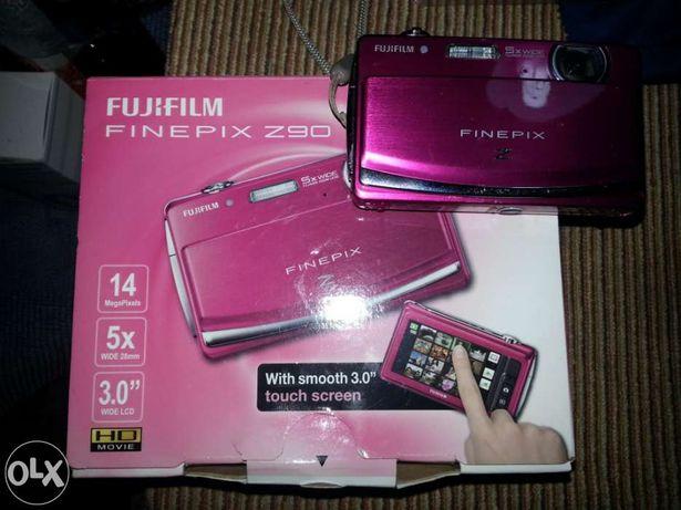 Fujifilm finepix z90 14mpx touch vendo ou troco