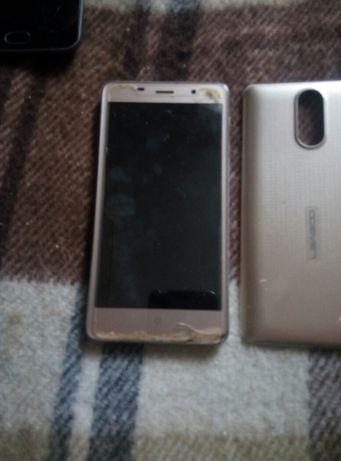 смартфон Samsung J120H/DS Leagoo M5 Nomi 5012 на запчасти