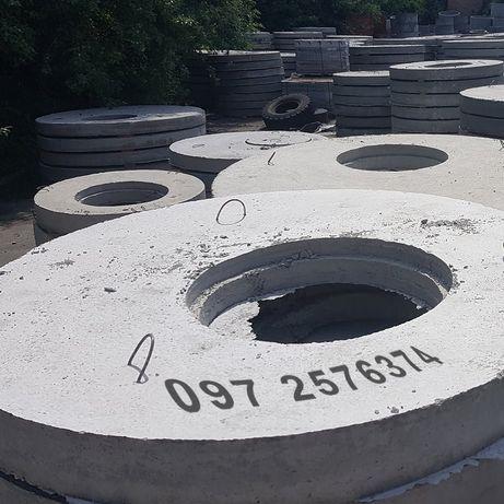 Кільце бетонне кс 20 -9