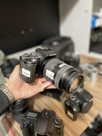 OLYMPUS E - 500 Bodi + Обєктив Olympus Digital 40- 150mm