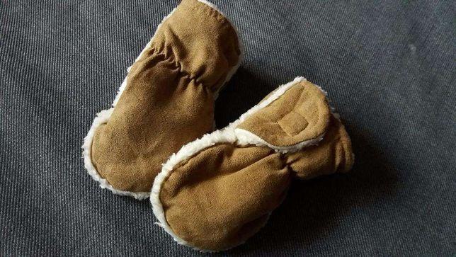 Rękawiczki zimowe dziecięce - 62-68 cm- 2-6m- H&M