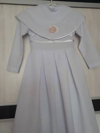 Alba- sukienka komunijna w zestawie