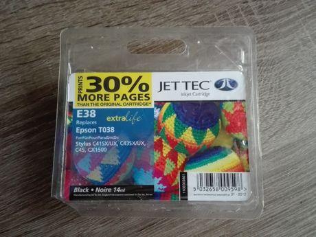 Картридж струйный Jet Tec E38 к Epson STYLUS С40-C46/CX1500