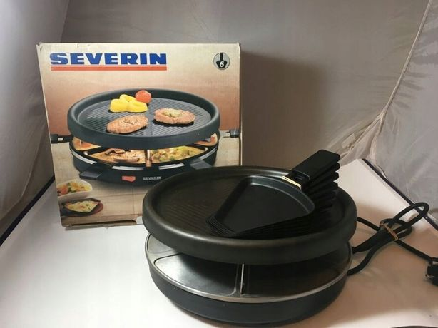 nowy grill raclette severin rg