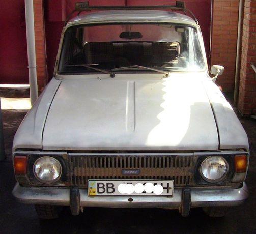 автомобиль Москвич ИЖ-412ИЭ