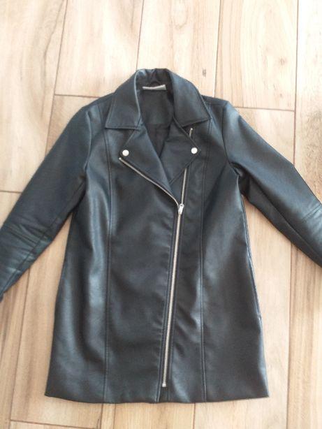 Ramoneska czarna i sukienka rozmiar M wysyłka za 5 zł z Olx
