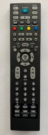 LG pilot do TV LCD vcr 671090 od 26LC2R zdalne sterowanie IR MKJ320228