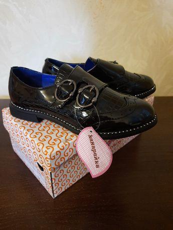 Ботинки, туфли для девочки