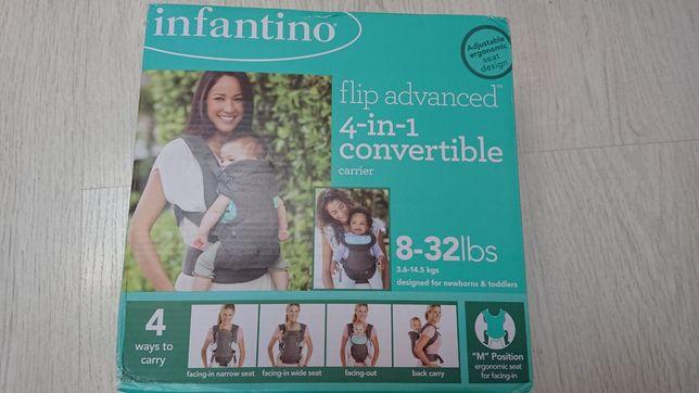 Nosidło infantino ,nosidelko dla dziecka, 3,5-14,5kg