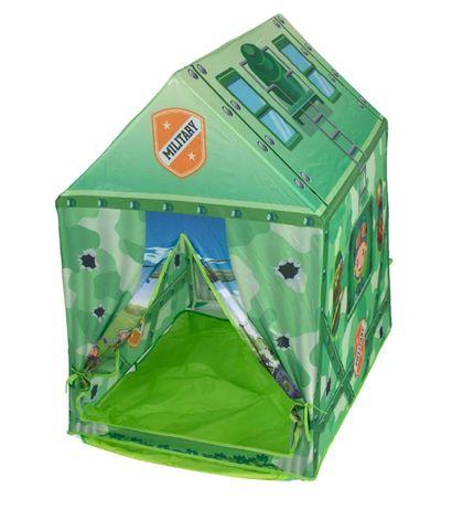 Детская игровая палатка - домик Military