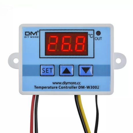 терморегулятор цифровой DM-W3002 220В