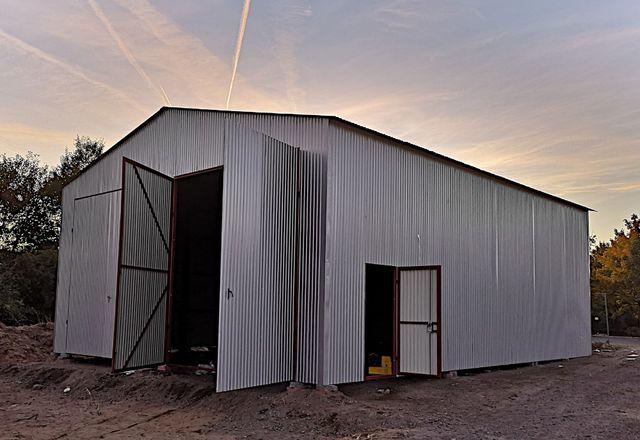 hala, konstrukcje stalowe, garaże wielostanowiskowe CAŁY KRAJ !!!