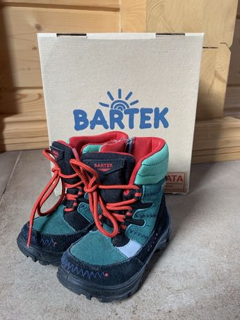 Продам ботинки Bartek в идеальном состоянии