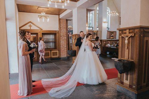 Suknia Ślubna Plus Size - PIĘKNA