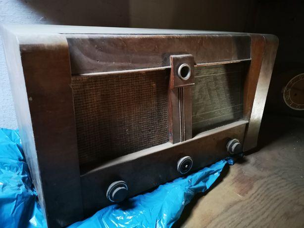 Stare Radio lampowe TEFAG Szwajcaria