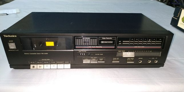 Cassette Deck Technics RS-D250