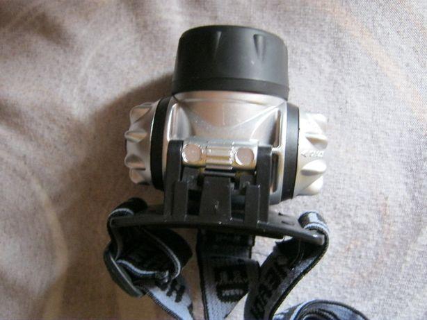 Налобный фонарь 14 светодиодов