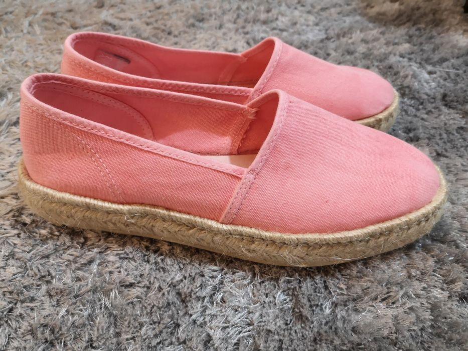 Sapatos Alpercatas Rosa 38 Novas Paredes - imagem 1