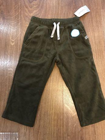 Флисовые штаны Carter's