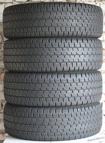 Зимние шины б/у 235/65 R16C -115/113R- Continental Vanco Four Season 2