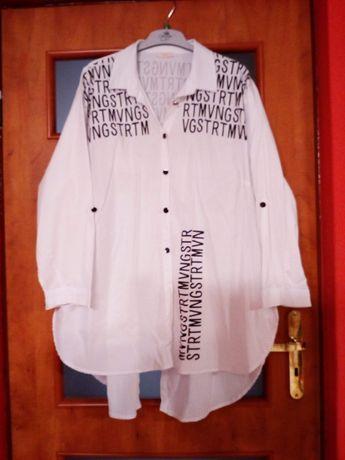 Koszula biała firmy Megi