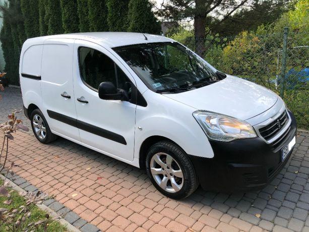 Peugeot PARTNER 1,6 HDI, 90KM, Klimatyzacja 3 Osobowy