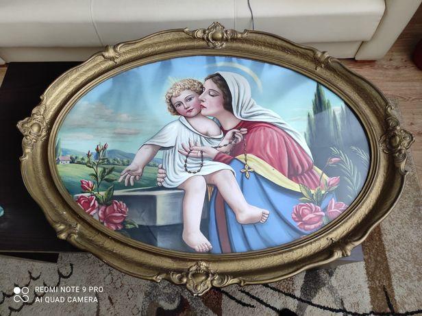 Obraz święty Maryja z dzieciątkiem