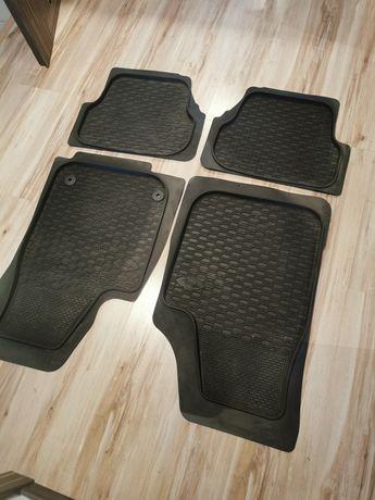 Wycieraczki dywaniki gumowe Opel Mokka