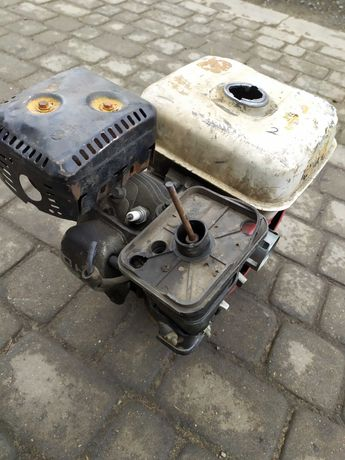 Silnik Honda/ Loncin poziomy wał glebogryzarka 5 KM