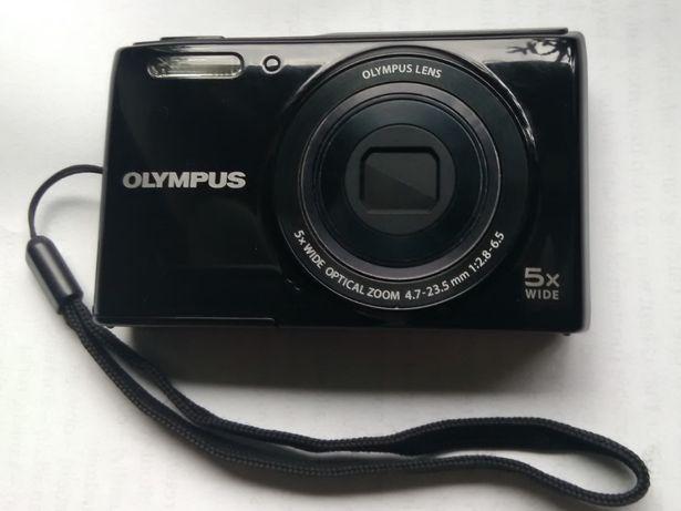 220Olympus STYLUS VG-180- cyfrowy, kompaktowy