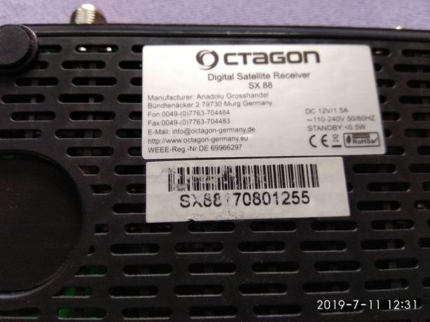 Dekoder Octagon sx88