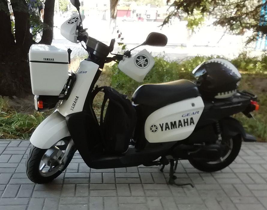 Yamaha Gear New 4t (UA06J) Мариуполь - изображение 1