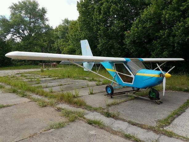 Продам самолет, легкомоторный, 2-х месный