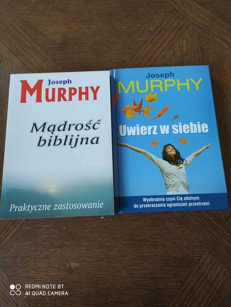 Joseph Murphy mądrość biblijna uwierz w siebie