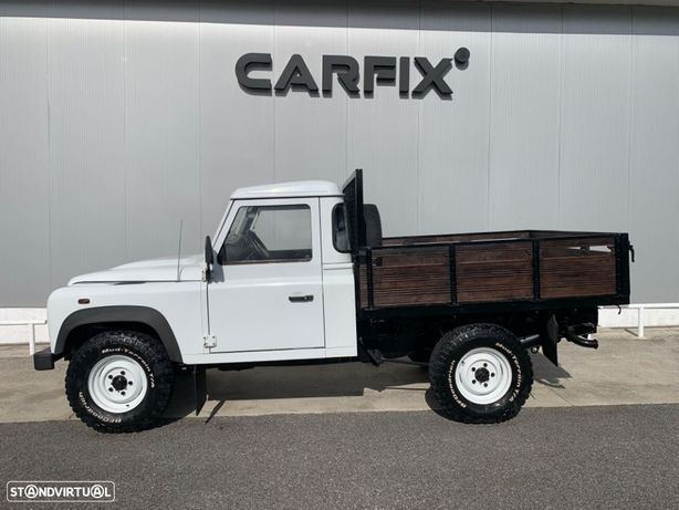 Land Rover Defender 110 2.4 CRD Pick-Up