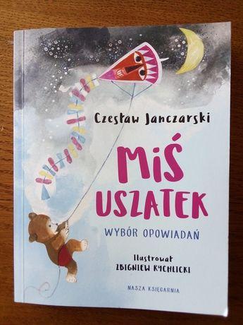 Miś Uszatek. Nowa książka.