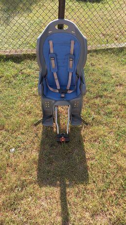 Fotelik dla dziecka na rower