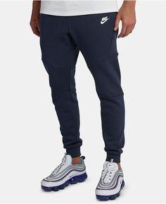 Nike Спортивные зауженные брюки р. 50-52