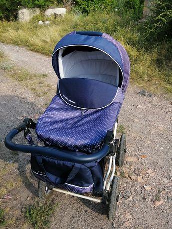 Детская коляска 2 в 1 Lonex Carrozza CAR-13