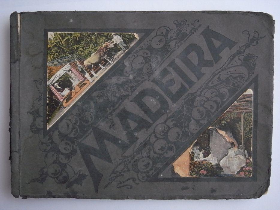 Livro postais A3 madeira 12 postais Cidade Da Maia - imagem 1