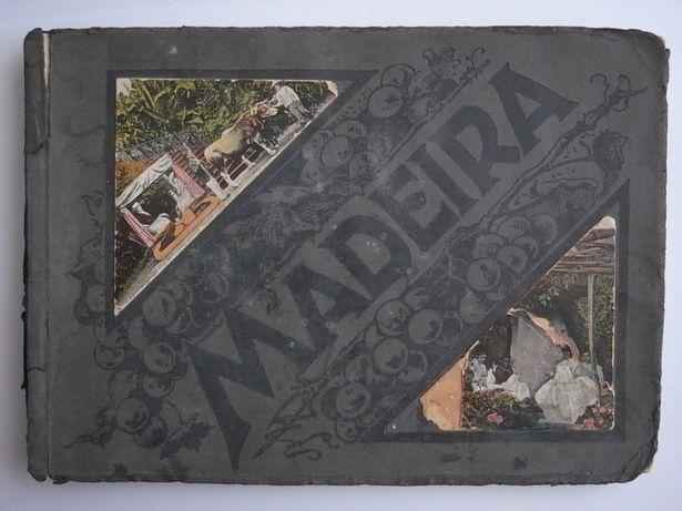 Livro postais A3 madeira 12 postais