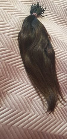 Włosy  naturalne 100 gram