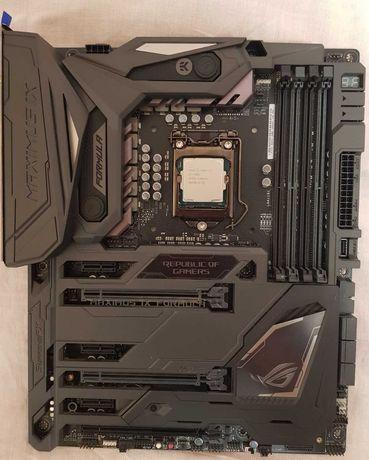 Материнская плата ROG MAXIMUS IX FORMULA + Процессор Intel Core i7700K